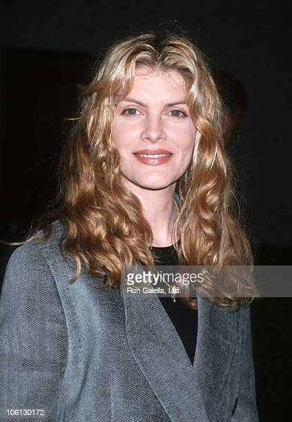 Rene Russo during Dolores Claiborne Los Angeles Premiere March 23 1995 at Mann's Village Theater in Westwood California United States