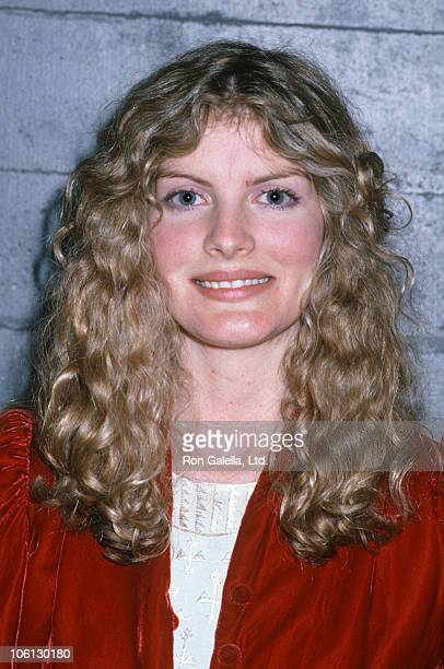 Rene Russo during Rene Russo Photographed at a Taping of The Merv Griffin Show at Metromedia Square in Los Angeles California United States