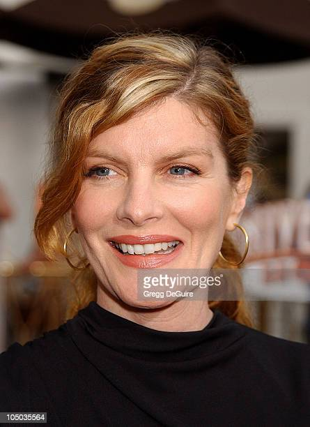 Rene Russo during The Bourne Identity Premiere at Loews Cineplex Universal Studios Cinema in Universal City California United States