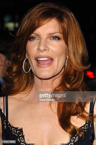 Rene Russo during Two for the Money World Premiere CoPresented By Bodogcom Red Carpet at Samuel Goldwyn Theater in Los Angeles California United...