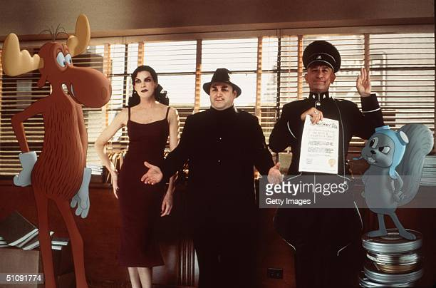 Rene Russo Jason Alexander And Robert De Niro Star In 'The Adventures Of Rocky And Bullwinkle' To Be Released In The Summer Of 2000