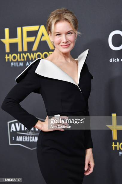 Renée Zellweger attends the 23rd Annual Hollywood Film Awards at The Beverly Hilton Hotel on November 03 2019 in Beverly Hills California