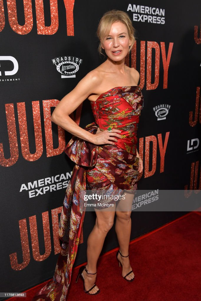 "LA Premiere Of Roadside Attraction's ""Judy"" - Red Carpet : News Photo"