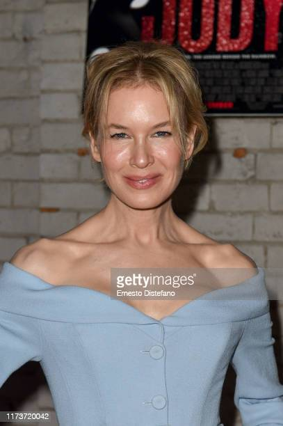 """Rene Zellweger attends the RBC Hosted """"Judy"""" Cocktail Party At RBC House Toronto Film Festival 2019 at RBC House on September 10, 2019 in Toronto,..."""