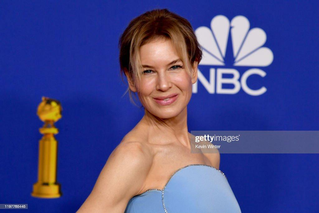 77th Annual Golden Globe Awards - Press Room : ニュース写真