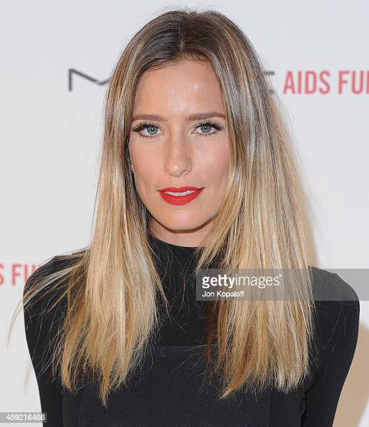 Renee Bargh arrives at MAC Cosmetics And The MAC AIDS Fund Present 'It's Not Over' Premiere at Quixote Studios on November 18 2014 in Los Angeles...