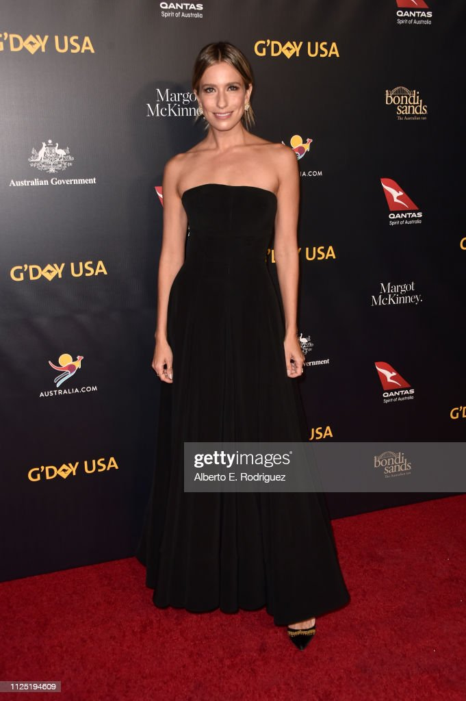 16th Annual G'Day USA Los Angeles Gala - Arrivals : News Photo