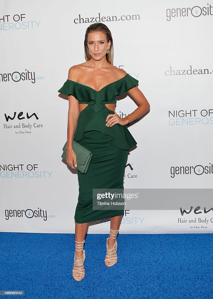 "7th Annual ""Night Of Generosity"" Gala - Arrivals"