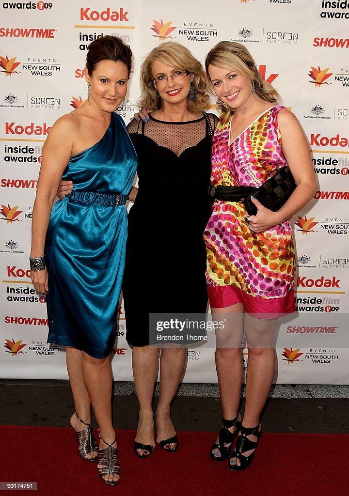 The 2009 Inside Film Awards - Arrivals