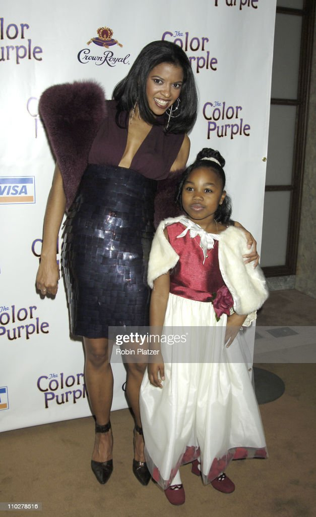 Renee Elise Goldsberry and Chantylla Johnson who plays the same part Nettie