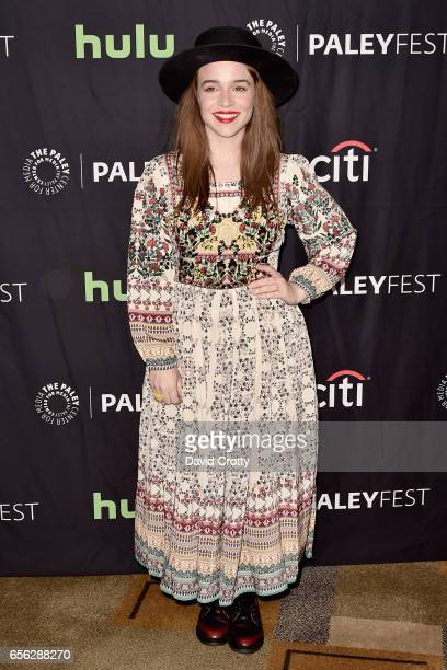 Renee Felice Smith attends PaleyFest Los Angeles 2017 NCIS Los Angeles at Dolby Theatre on March 21 2017 in Hollywood California
