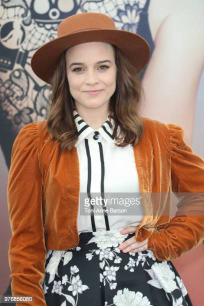 Renee Felice Smith from the serie 'NCIS LA' attends a photocall during the 58th Monte Carlo TV Festival on June 16 2018 in MonteCarlo Monaco