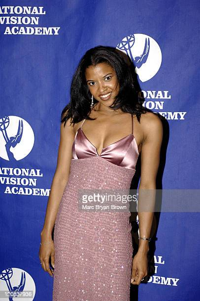 Renee Goldsberg of All My Children during The 32nd Annual Creative Craft Daytime Emmy Awards at Mariott Marquis Hotel in New York City, New York,...