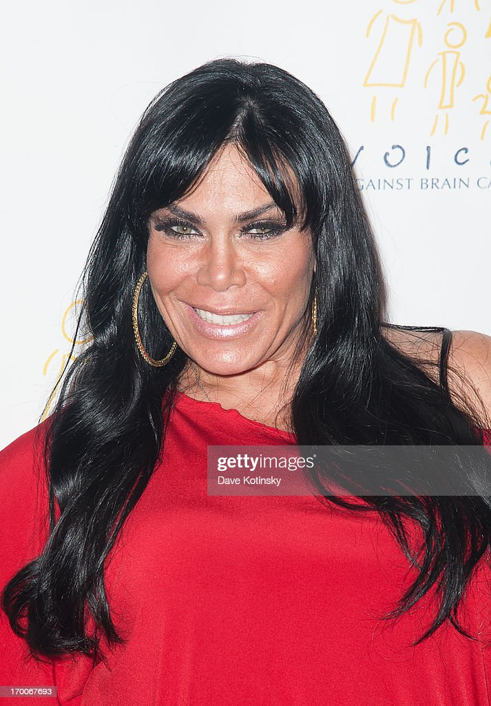 Renee Graziano attends 8th Annual 'Sounding Off For a Cure' Benefit Concert at Hammerstein Ballroom on June 6, 2013 in New York City.