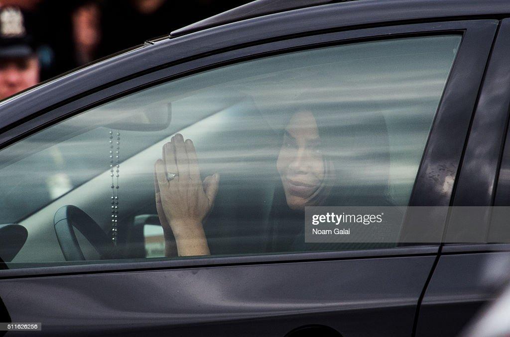 "Memorial Service Held For Angela ""Big Ang"" Raiola - Wake"