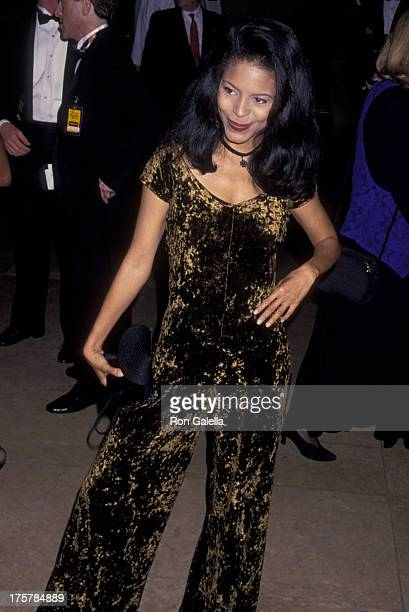 Renee Jones attends 10th Annual Soap Opera Digest Awards on February 4 1994 at the Beverly Hilton Hotel in Beverly Hills California