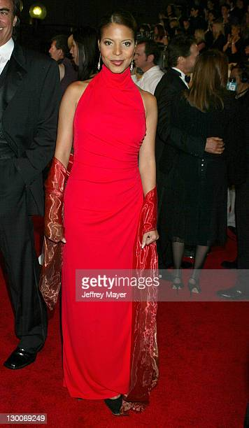 Renee Jones during The 29th Annual People's Choice Awards Arrivals at Pasadena Civic Auditorium in Pasadena California United States