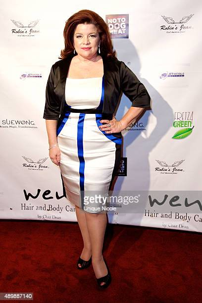 Renee Lawless attends Putting For Pups Golf Tournament And Gala at Brookside Golf Club on September 13 2015 in Pasadena California