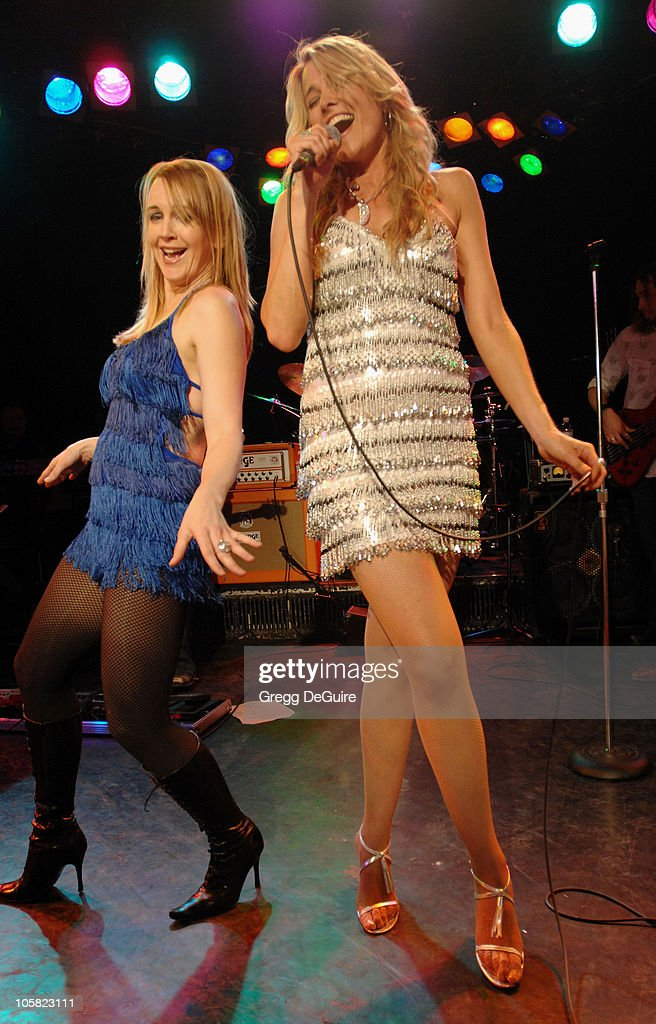 Lucy Lawless in Concert at The Roxy Theater - January 13, 2007 : News Photo