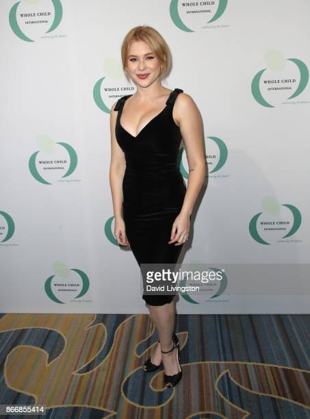 Renee Olstead at the Whole Child International's Inaugural Gala in Los Angeles hosted by The Earl and Countess Spencer at Regent Beverly Wilshire...