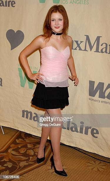 Renee Olstead during 'A Family Affair Women in Film Celebrates the Paltrow Family' with 2004 Crystal Lucy Awards Arrivals at The Westin Century Plaza...