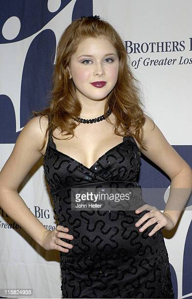 Renee Olstead during Big Brothers Big Sisters Of Greater Los Angeles To Honor Top Entertainment Industry Talent At Rising Stars 2005 Gala at Beverly...