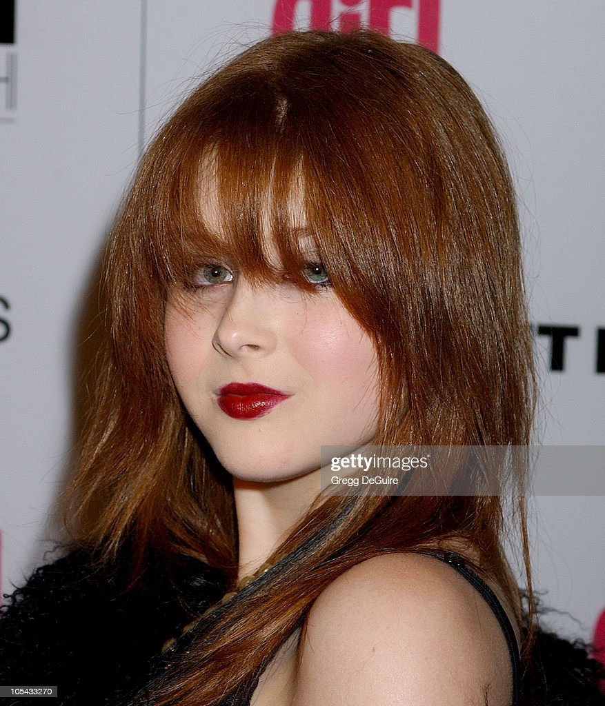 Renee Olstead during ELLEGIRL's 1st Annual Hollywood Prom - Arrivals at Hollywood Athletic Club in Hollywood, California, United States.