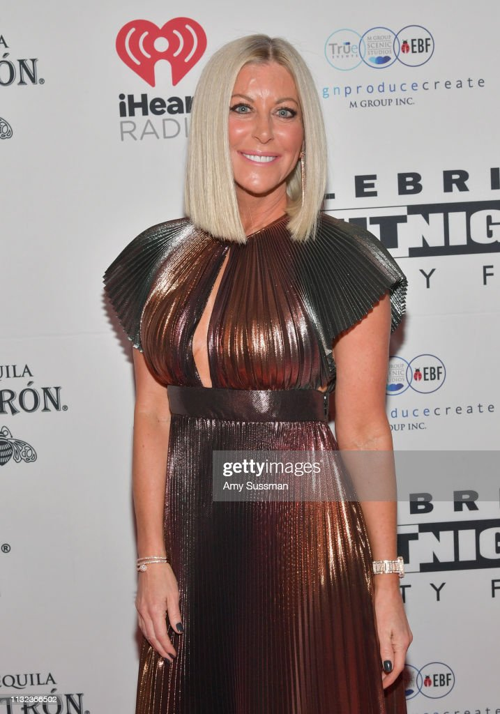 Renee Parsons attends Celebrity Fight Night XXV on March 22