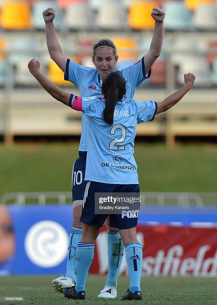 W-League Rd 2 - Brisbane v Sydney