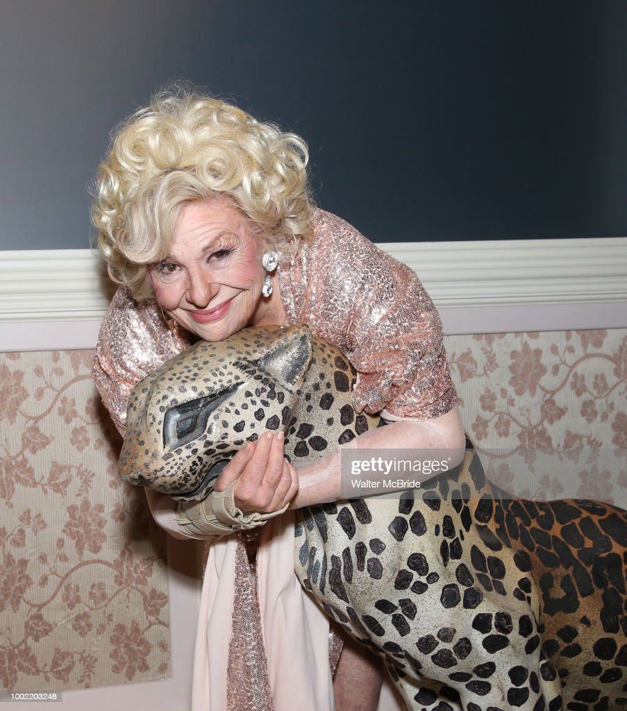 """My Life On A Diet"" Renee Taylor Backstage"