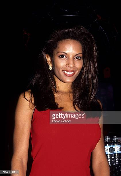 Renee Tenison at Limelight New York March 24 1994