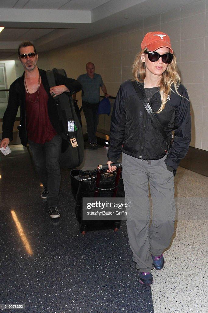 Celebrity Sightings In Los Angeles - June 14, 2016 : News Photo
