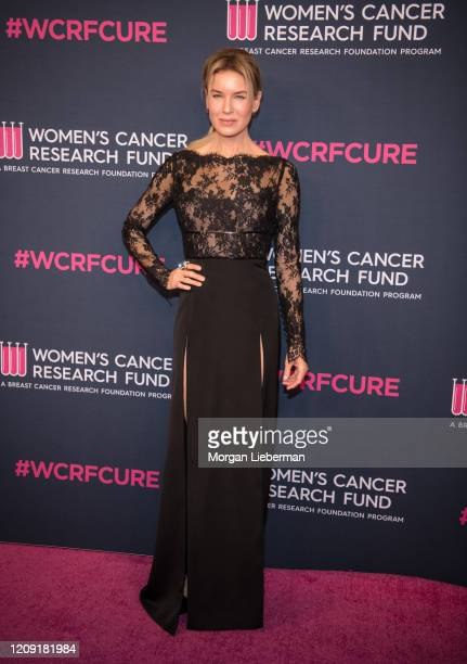 Renee Zellweger arrives at the Women's Cancer Research Fund's 'An Unforgettable Evening' at the Beverly Wilshire A Four Seasons Hotel on February 27...