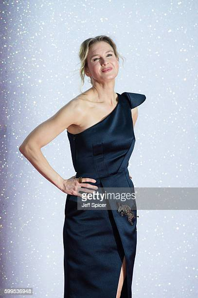 Renee Zellweger arrives for the World premiere of 'Bridget Jones's Baby' at Odeon Leicester Square on September 5 2016 in London England