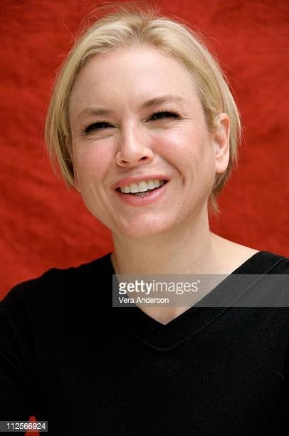 Renee Zellweger at the Leatherheads press conference at the Four Seasons Hotel on March 14 2008 in Beverly Hills California