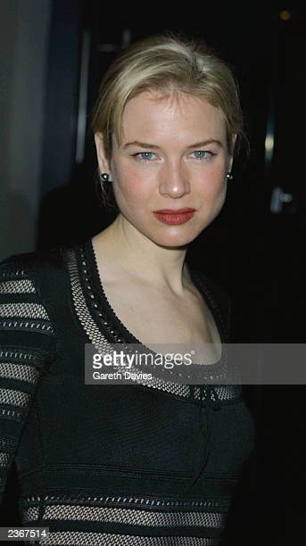 """Renee Zellweger at the party for """"Bridget Jones Diary"""" premiere at Mezzo in London on 4/4/2001. Photo by Gareth Davies/MP/Getty Images"""