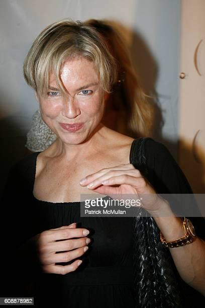 Renee Zellweger attends HAMPTON SOCIAL at ROSS Presents BILLY JOEL in Concert Sponsored by SONY CIERGE at The Ross School on August 4 2007 in East...