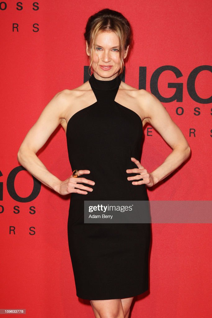 Hugo By Hugo Boss Arrivals - Mercedes-Benz Fashion Week Autumn/Winter 2013/14