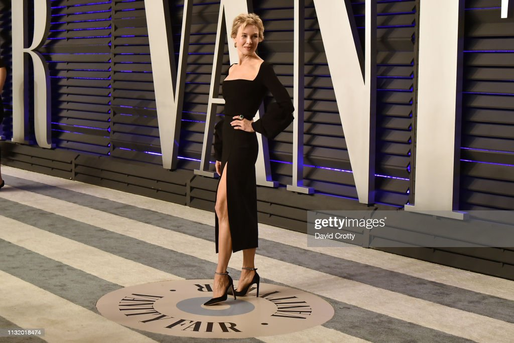 Vanity Fair Oscar Party 2019 - Dinner Arrivals : News Photo