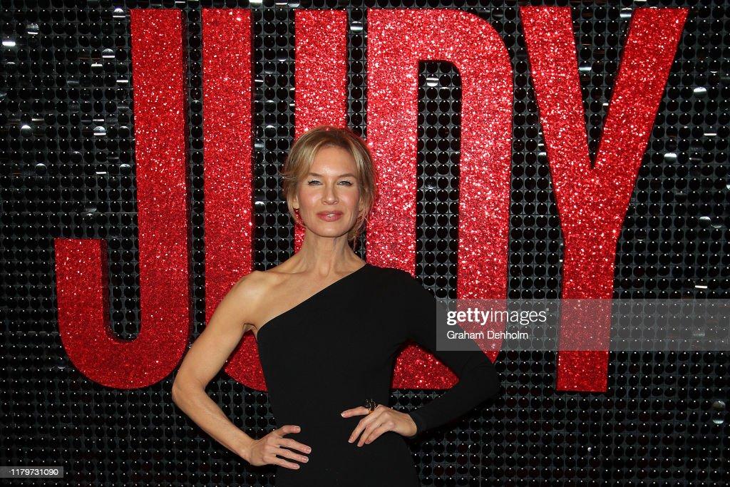 Judy Australian Premiere - Arrivals : ニュース写真
