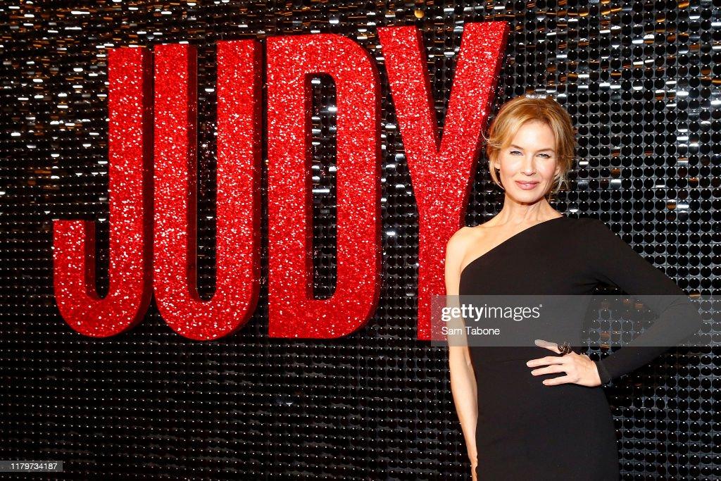 Judy Australian Premiere - Arrivals : Nachrichtenfoto