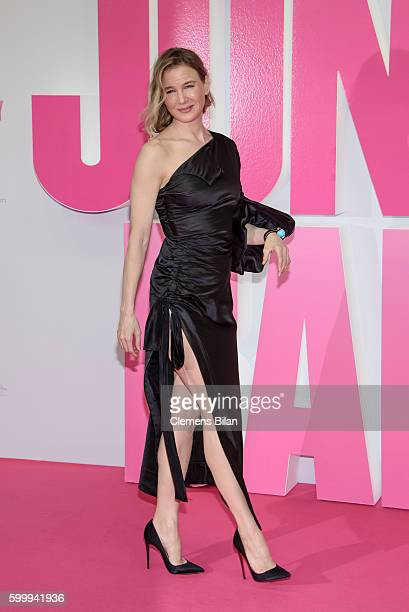 Renee Zellweger attends the 'Bridget Jones Baby' German Premiere in Berlin at Zoo Palast on September 7 2016 in Berlin Germany