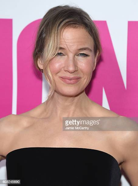 Renee Zellweger attends the Bridget Jones Baby New York Premiere at Paris Theater on September 12 2016 in New York City