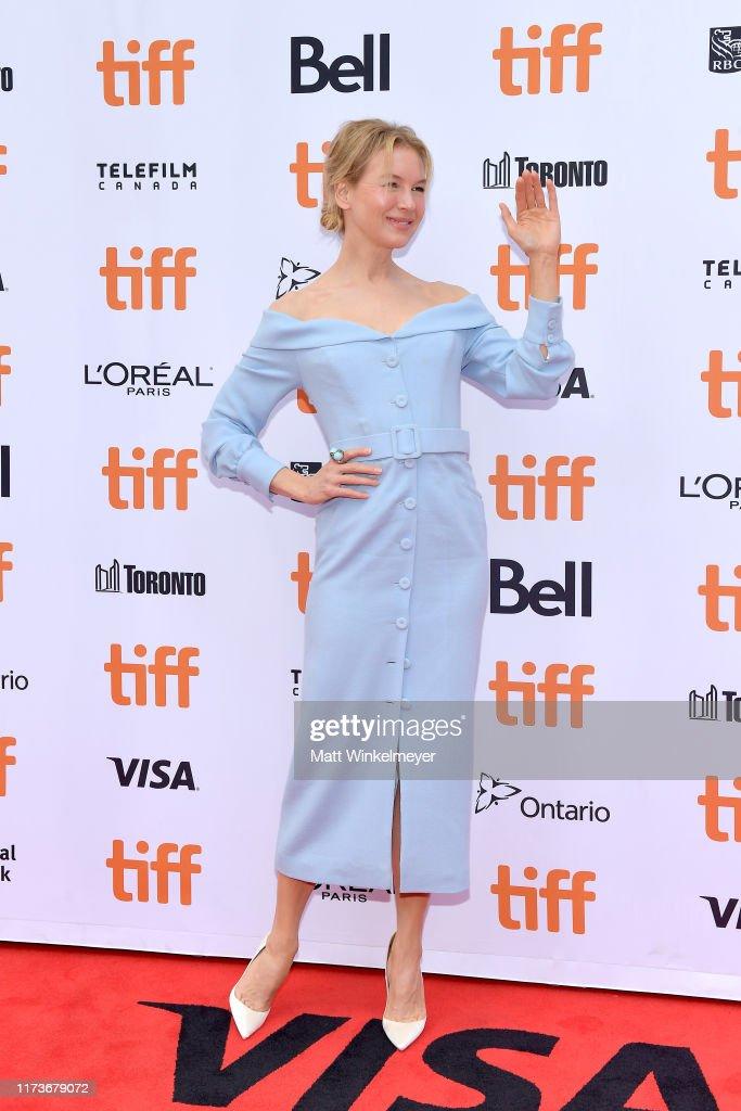 """2019 Toronto International Film Festival - """"Judy"""" Premiere : Nachrichtenfoto"""