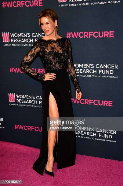 Renee Zellweger attends the The Women's Cancer Research Fund's An Unforgettable Evening 2020 at Beverly Wilshire A Four Seasons Hotel on February 27...