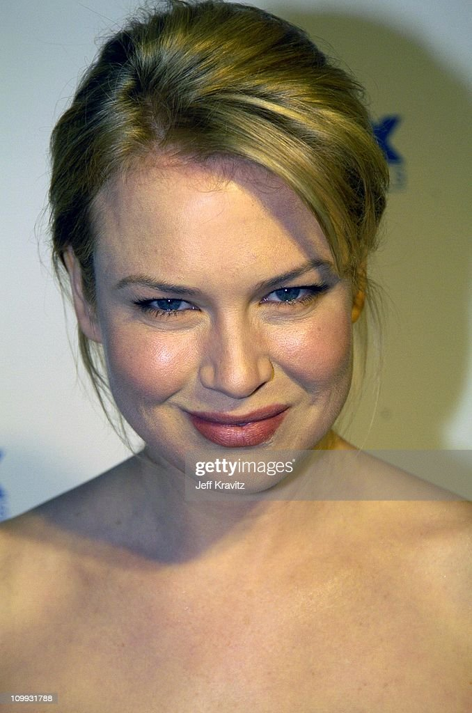 Renee Zellweger during 2004 Miramax Awards - Pre-Oscar Party at St. Regis Hotel in Century City, California, United States.