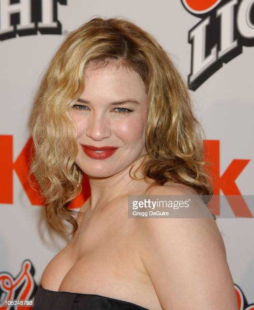 """Renee Zellweger during """"Cold Mountain"""" Los Angeles Premiere at Mann National Theatre in Westwood, California, United States."""