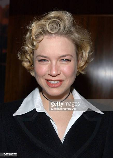 Renee Zellweger during Harvey Weinstein and Miramax Books Celebrate the Success of Rudolph Giuliani's Literary Debut Leadership at Four Seasons Grill...