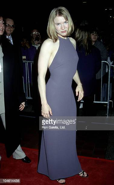 Renee Zellweger during Jerry Maguire New York City Premiere at Pier 88 in New York City New York United States