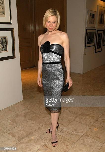 Renee Zellweger during Miramax 2003 MAX Awards Inside at St Regis Hotel in Los Angeles California United States